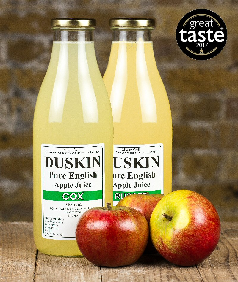 Duskin Farm is among the Great Taste winners of 2017