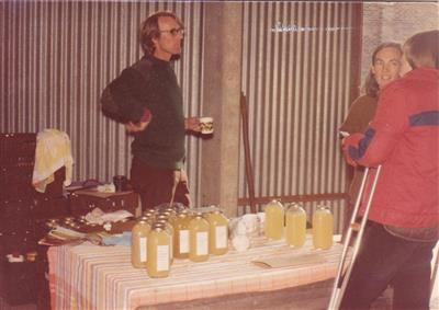 1980 (Oct) 1st Ever Show : Andrew Helbling