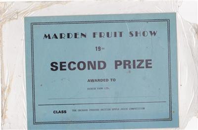 1988 Marden 2nd