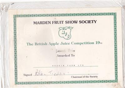 1990 Marden 2nd